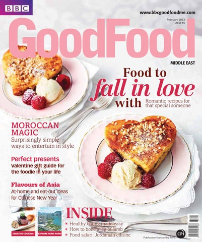 Bbc good food middle east magazine february 2013 by bbc good february 2013 aed 15 food to forumfinder Gallery