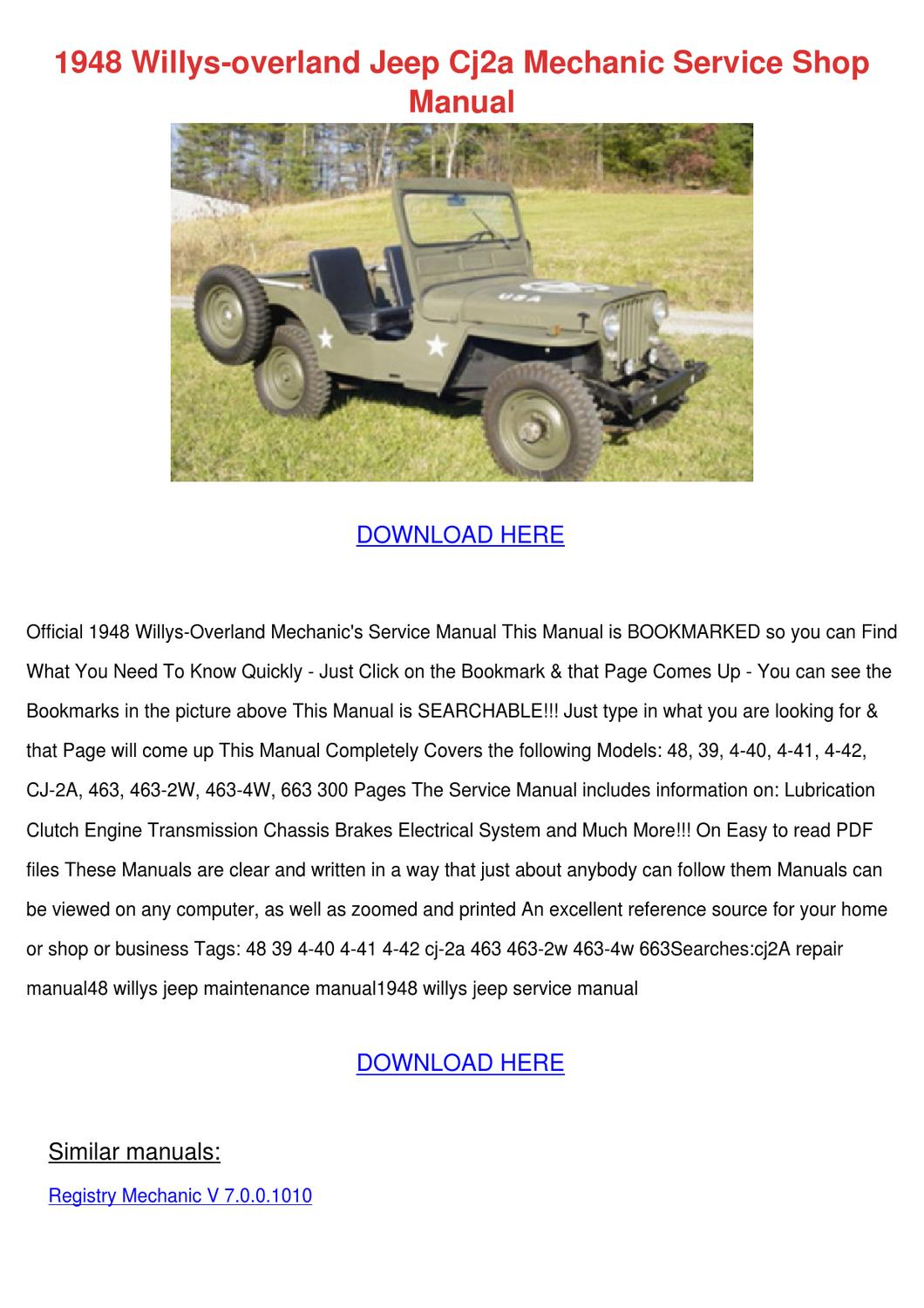 Frame Dimensions Also Willys Jeep Wiring Diagram On Chevy Truck Wiper