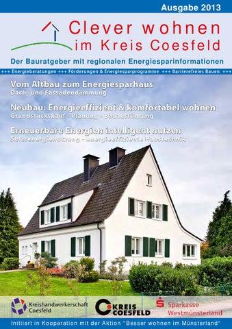 clever wohnen im kreis coesfeld by franz wennemann issuu. Black Bedroom Furniture Sets. Home Design Ideas