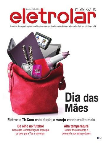 Eletrolar News - Ed 87 by Grupo Eletrolar - issuu 75dbac4bd4