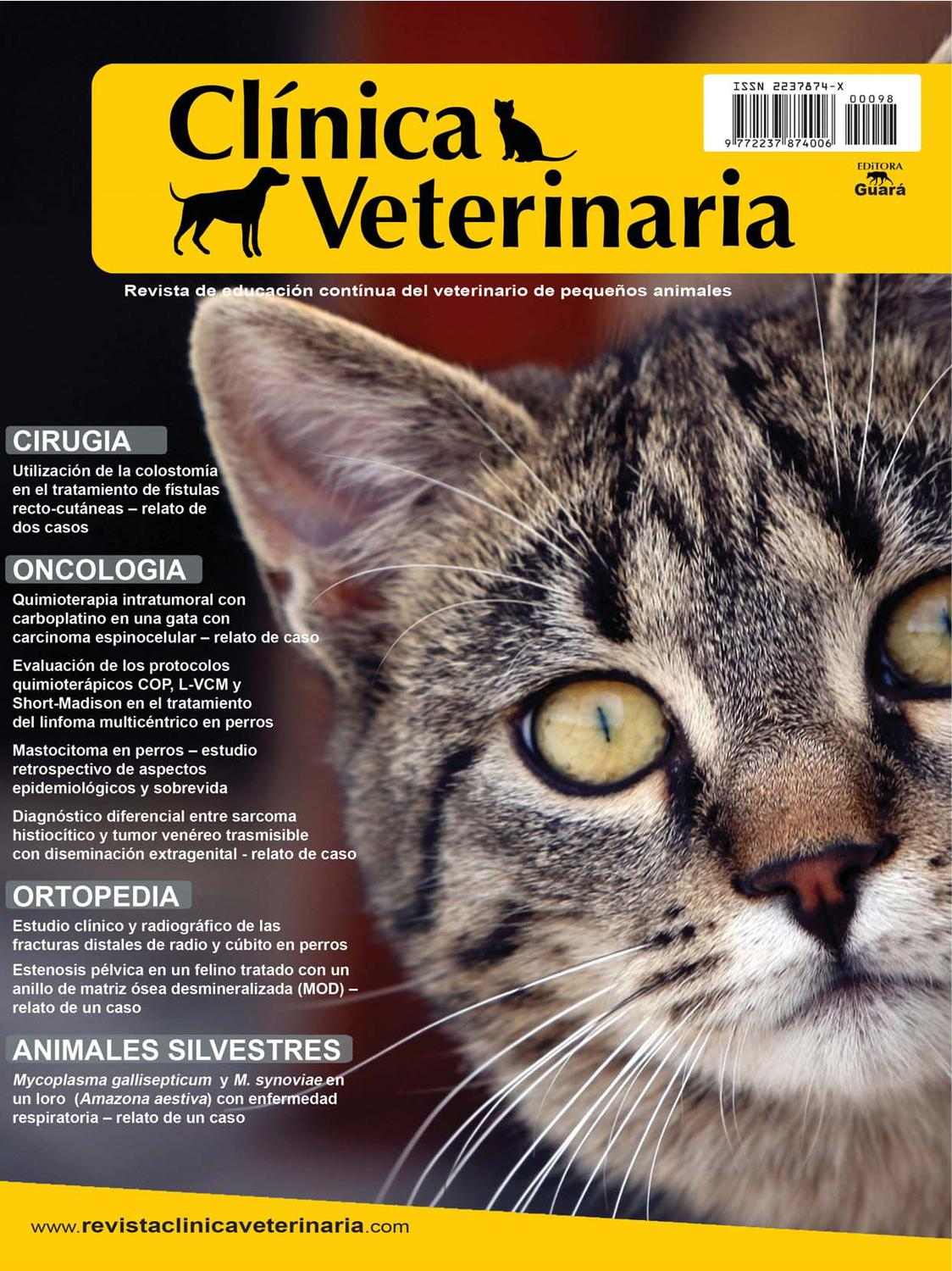 Clínica Veterinaria n. 98 by Revista Clínica Veterinária - issuu
