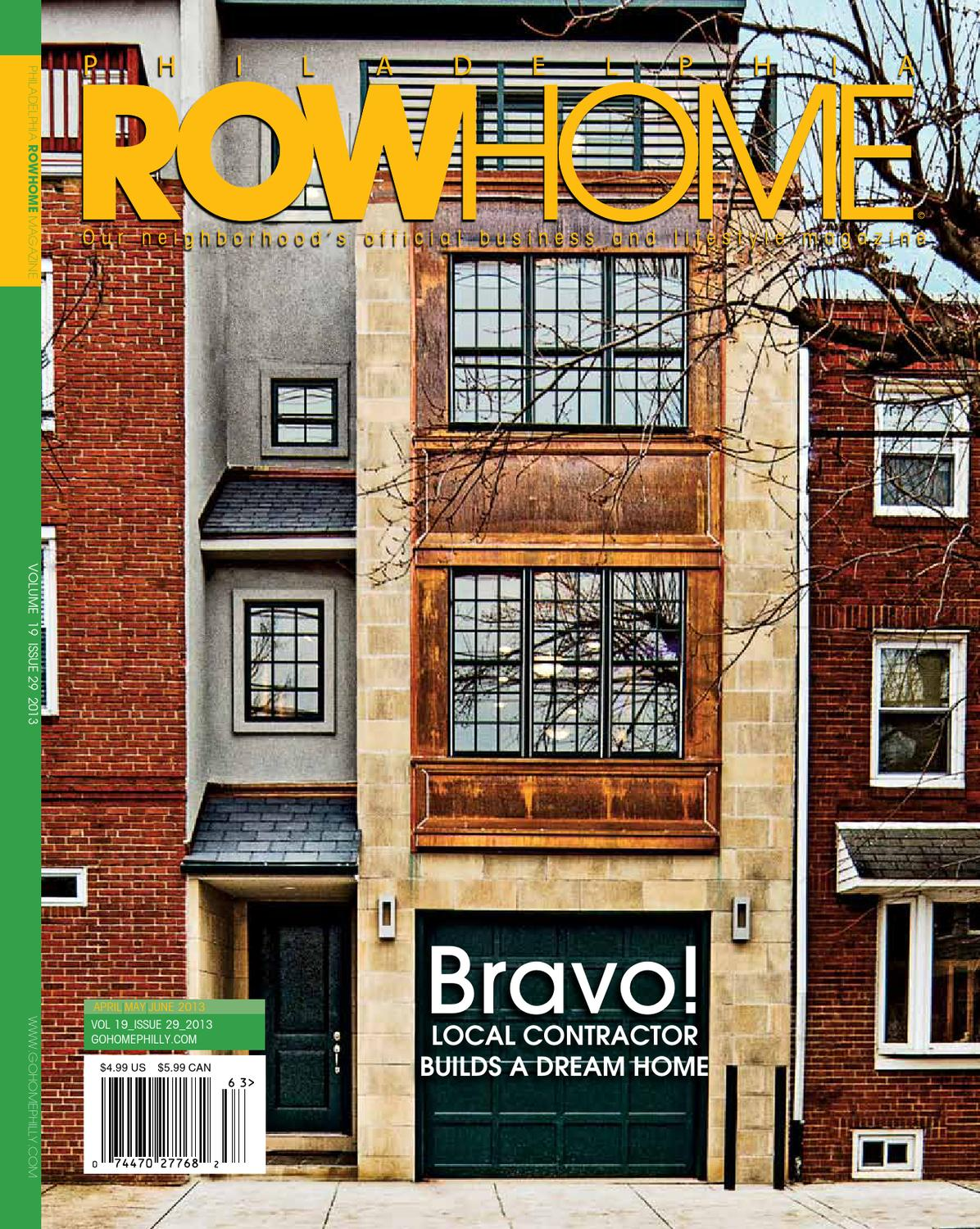 spring 2013 by philadelphia rowhome magazine issuu