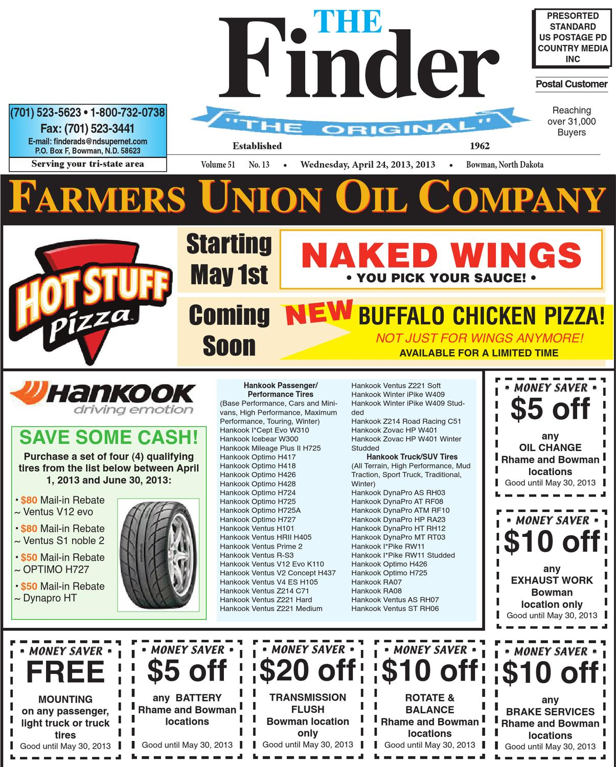 The Finder 4-24-13 by CMI - issuu on