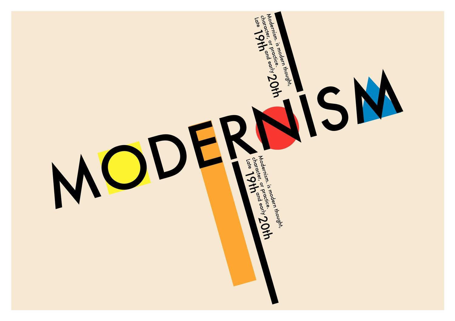 . Research Modernism and Postmodernism by Mana Mohammadi   issuu