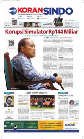 Si DIgital - 24042013 by Seputar Indonesia - issuu e29f677289