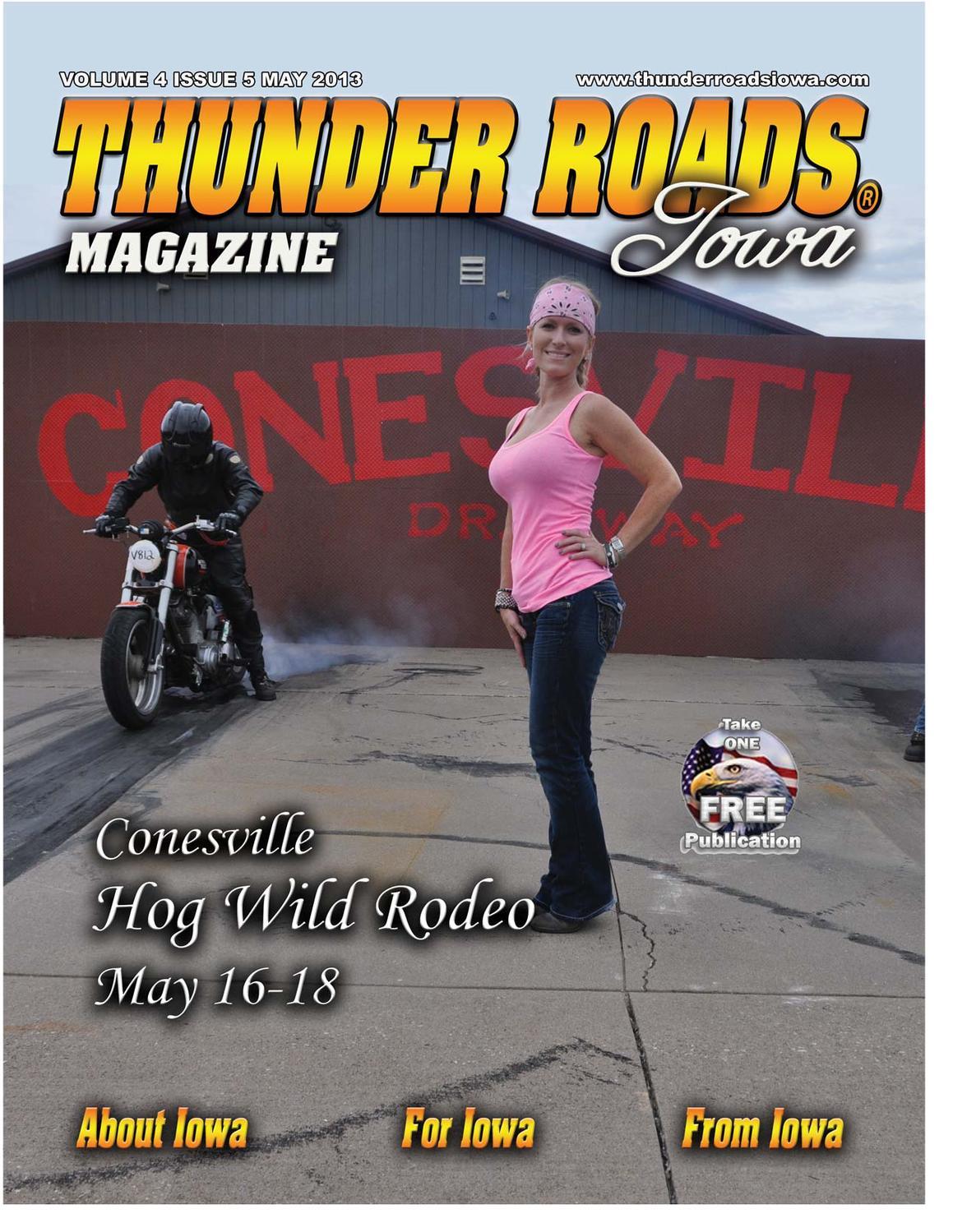 Thunder Roads Magazine Of Iowa By Thunder Roads Magazine Of Iowa