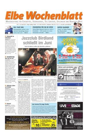Eimsbüttel Kw17 2013 By Elbe Wochenblatt Verlagsgesellschaft Mbh