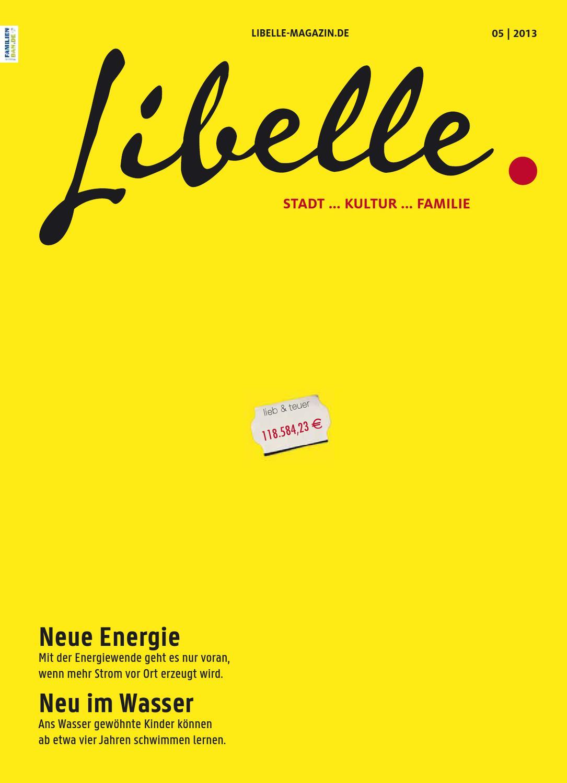 Libelle Mai 2013 by Libelle | Stadt Kultur Familie