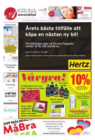 Kiab 2013 vecka17 by Svenska Civildatalogerna AB - issuu 35801bc70f0fc