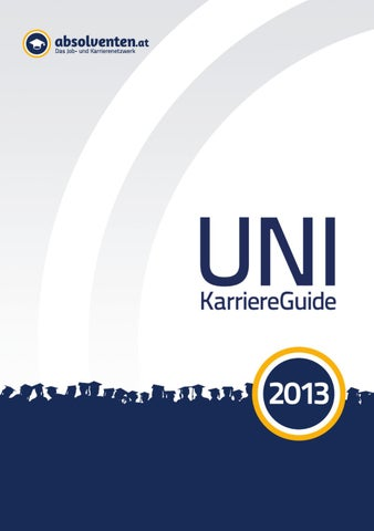 UNI KarriereGuide 2013 by Business Cluster Network GmbH - issuu