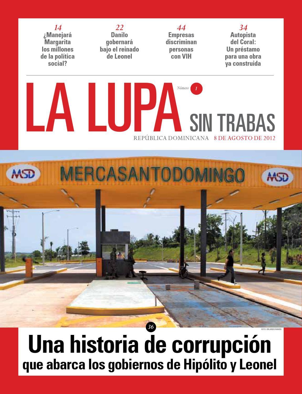 ac6e01cb2dc La Lupa Sin Trabas 1 (8 de agosto de 2012) by La Lupa - issuu