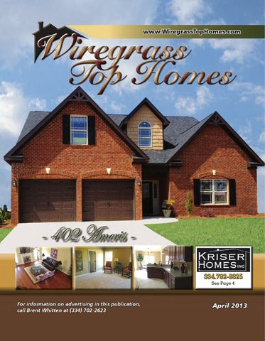 wiregrass top homes by dothan eagle issuu rh issuu com
