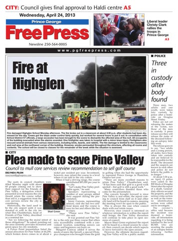 Prince George Free Press April 24 2013 by Black Press issuu