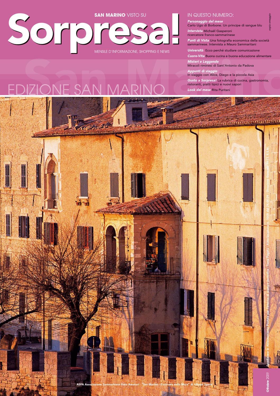 Sorpresa ottobre 2009 by Sorpresa San Marino - issuu f9e2bcfca482