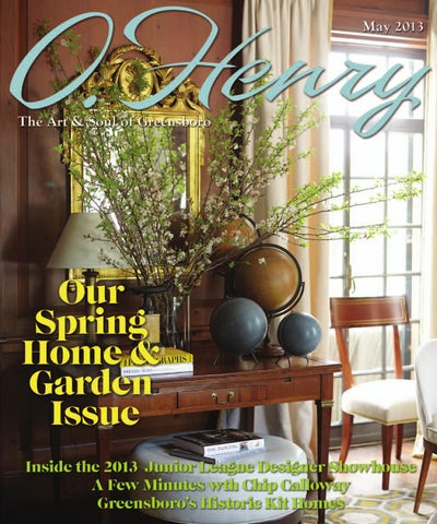 competitive price b2dbe 12bc9 May 2013 O.Henry by O.Henry magazine - issuu
