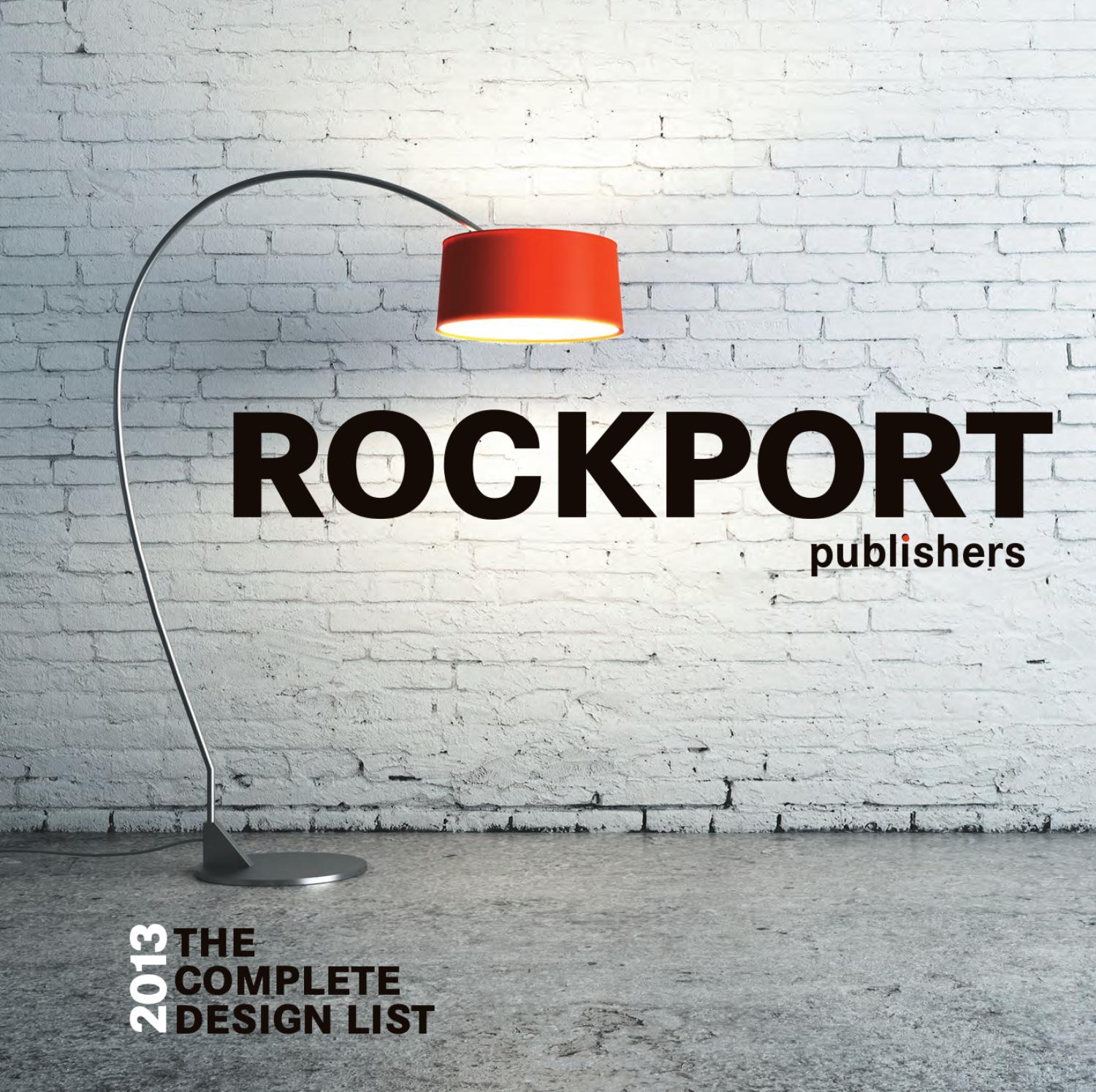 Rockport Publishers 2013 Design Catalog By Quarto Publishing Group Scaled Downquot And Reliable 1 Race Car Wiring Diagram Emprendedorlink Issuu
