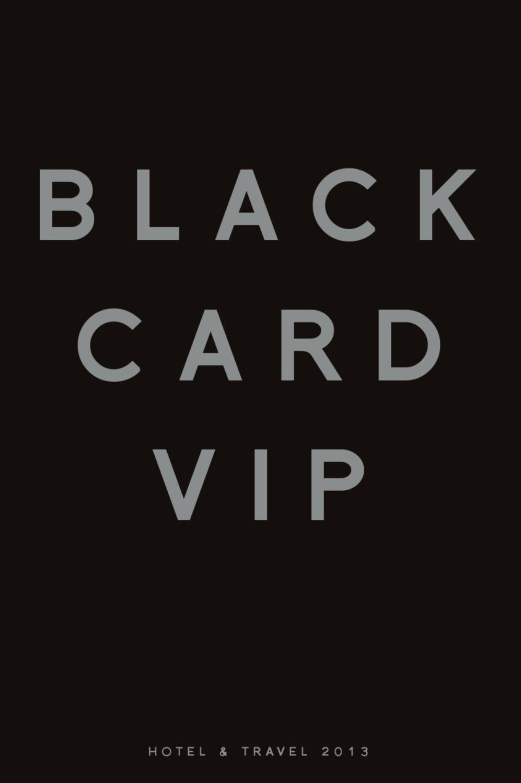 Black Card Hotel Book By Ensemble Travel Issuu