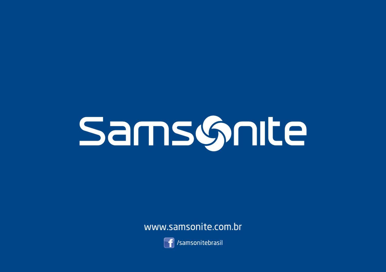 9576e8bb0f Catálogo Completo - Samsonite by Catalogo Samsonite - issuu