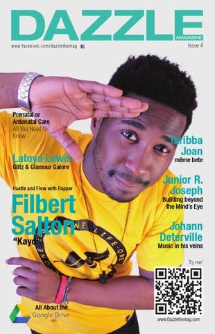 Dazzle Magazine Issue 4