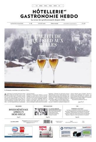 HetG-Hebdo 12/2013 by Hotellerie_Gastronomie_Verlag - issuu