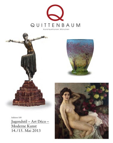 Auction 108   Catalogue   Quittenbaum Art Auctions By Quittenbaum ...