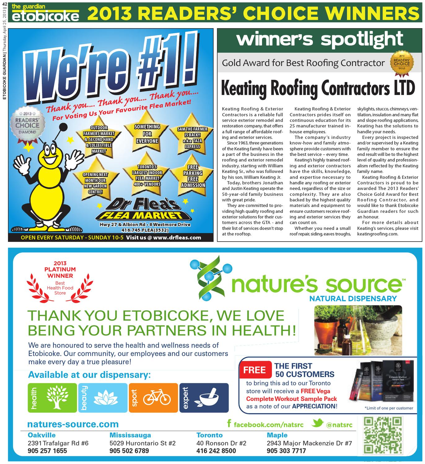 April 25 North By The Etobicoke Guardian Issuu