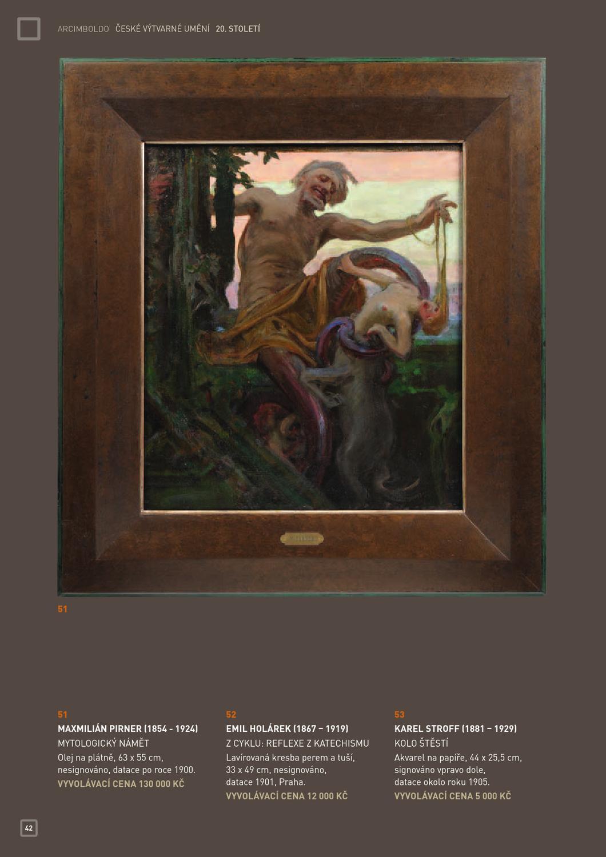 2011 11 Czech Fine Art By Galerie Arcimboldo Issuu