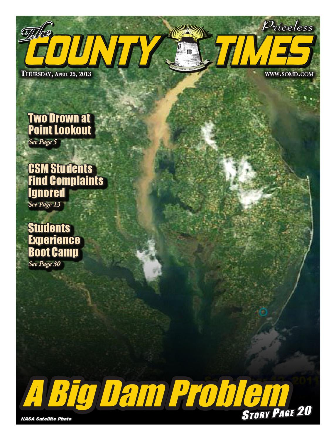 2013-04-25 The County Times by Southern Maryland Online - issuu