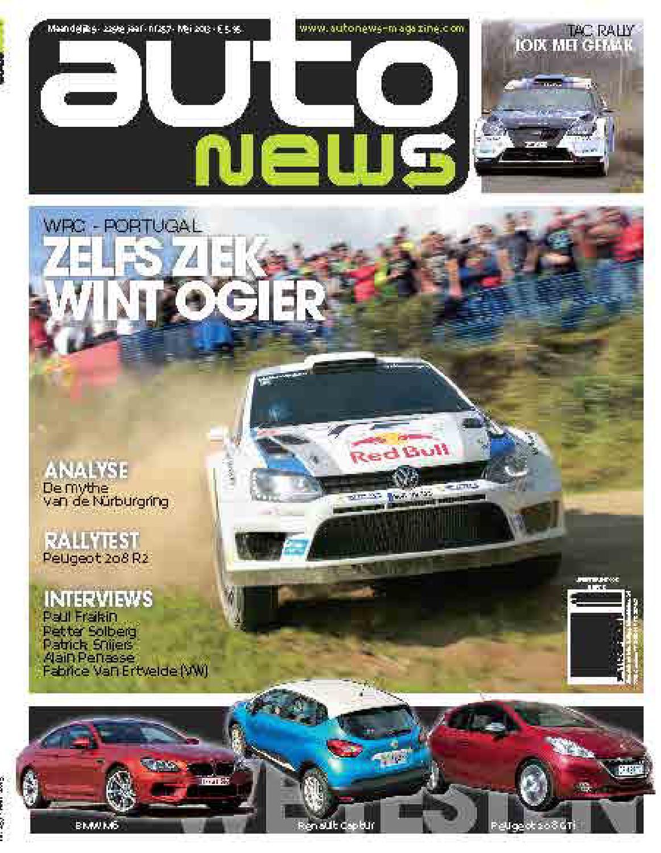 autonews magazine nr 257 mei 2013 by jhouwenaghel issuu