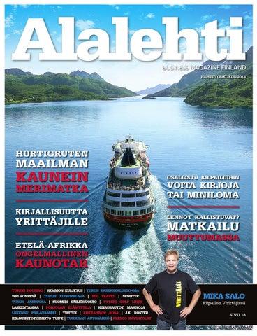 Alalehti Business Magazine by R D Forlag OY - issuu e7abf7c9db