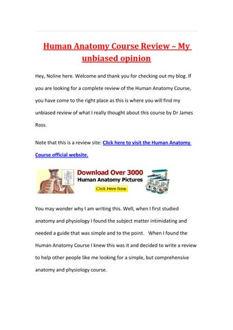 Human Anatomy And Physiology Exam Questions By Tom Jerry Issuu