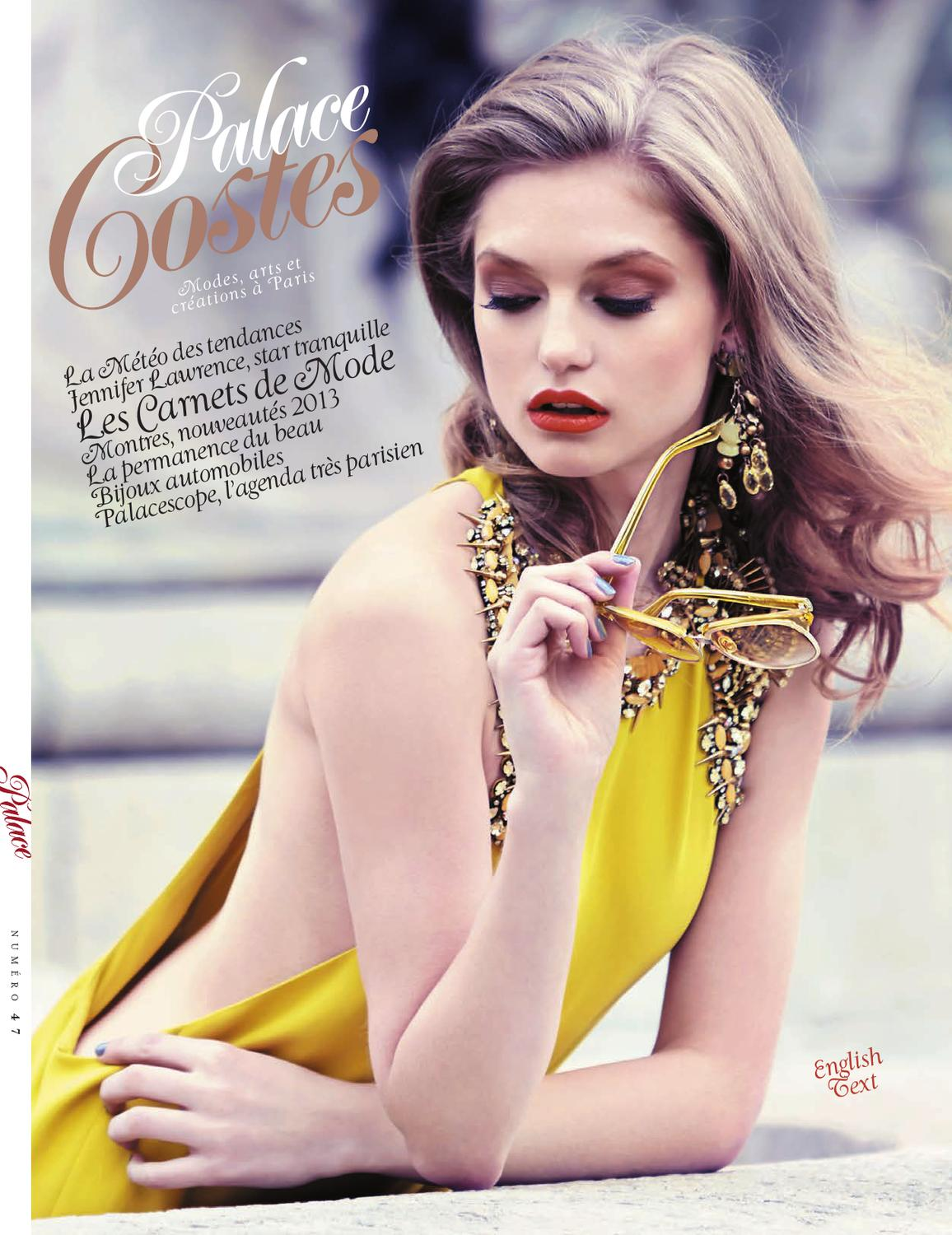 Palace Costes 47 by Palace Costes - issuu bf12184d11cb