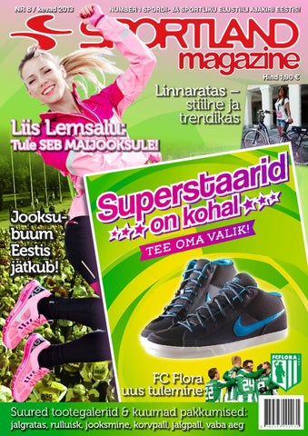 515a00abf4cd Sportland Magazine  8 by Sportland Eesti - issuu