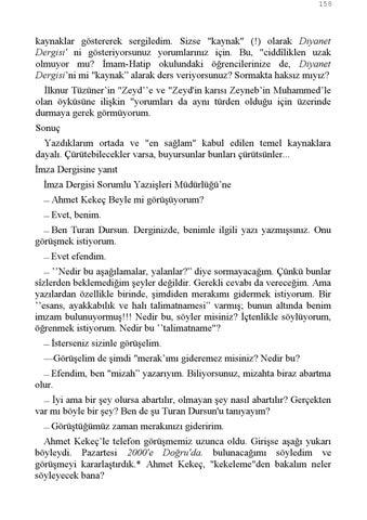 Turan Dursun Din Bu 3 Islamda Toplum Ve Laiklik By Ibrahim