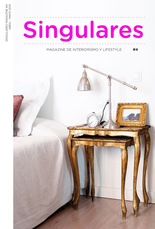 Singulares magazine 4 by singulares magazine issuu for Almacenes poveda