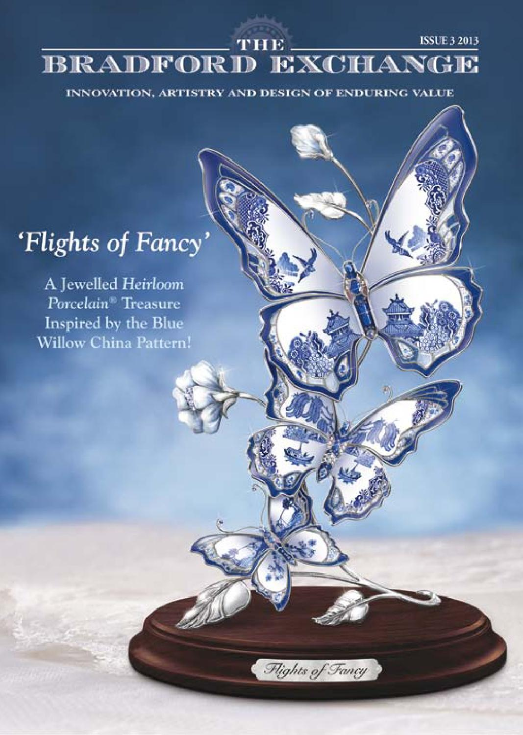 The Bradford Exchange Spirit of Tranquility Flying Dream Spirits Collection Figurine
