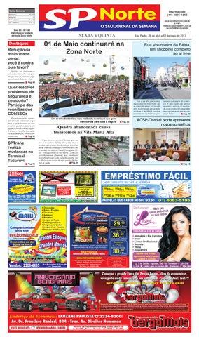 730756ca40ab4 Jornal SP Norte 558 by Grupo SP de jornais - issuu