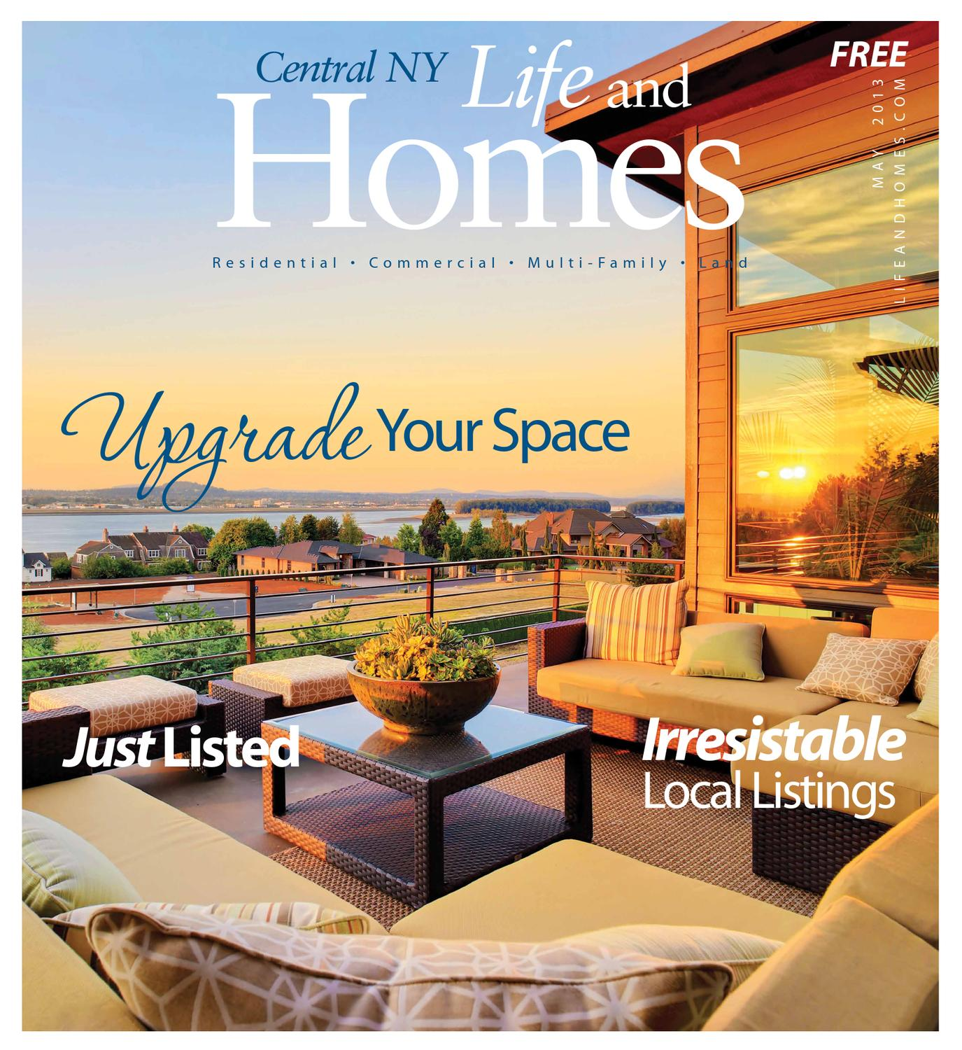 Life And Homes Central New York By Stephen Lisi Issuu