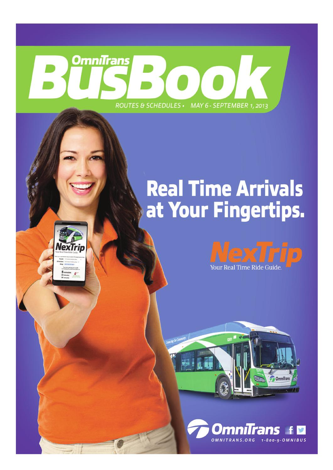 May 2013 Omnitrans Bus Book By Omnitrans Issuu