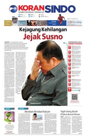 Si Digital - 27042013 by Seputar Indonesia - issuu 5133ec86f9