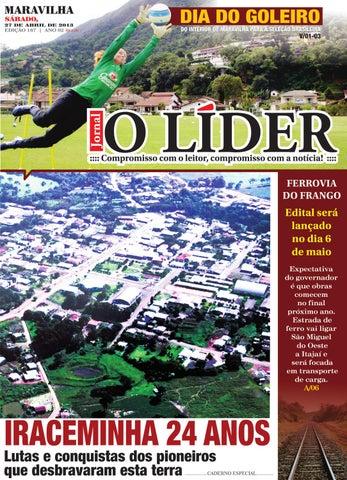 7ca75077f822f O Líder Maravilha 27 de Abril de 2013 by Jornal O Líder - São Miguel ...