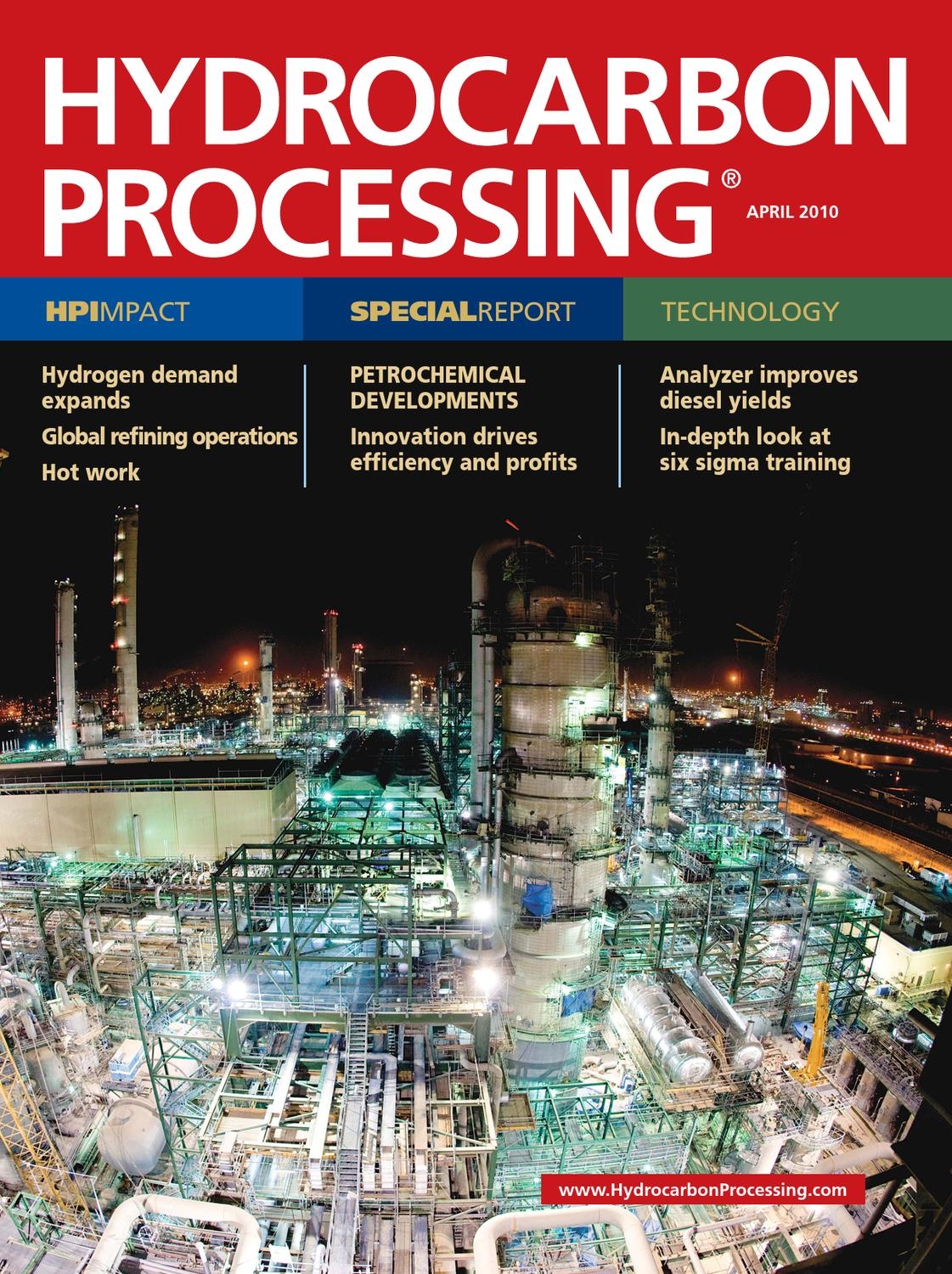 Hp 2010 04 By Androsovinfo Issuu Process Flow Diagram Gtl Plant