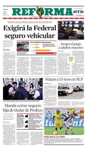 El Diario NTR by NTR Medios de Comunicación - issuu 4d95682db0678