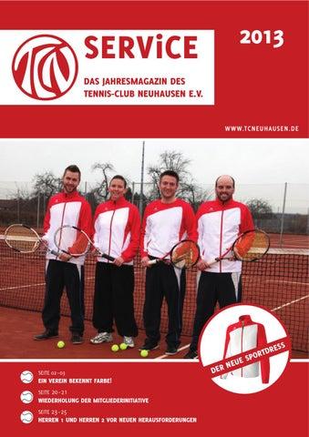 Ottenbruch Neuhausen jahresmagazin tennis neuhausen 2013 by tc neuhausen issuu