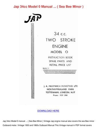 1965 1989 mercury mariner outboard 2hp 40hp service repair manual instant download