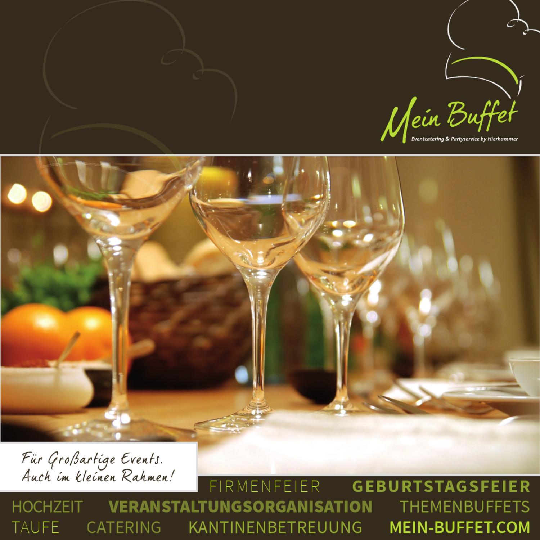 Mein Buffet By Manuel Haubner Issuu