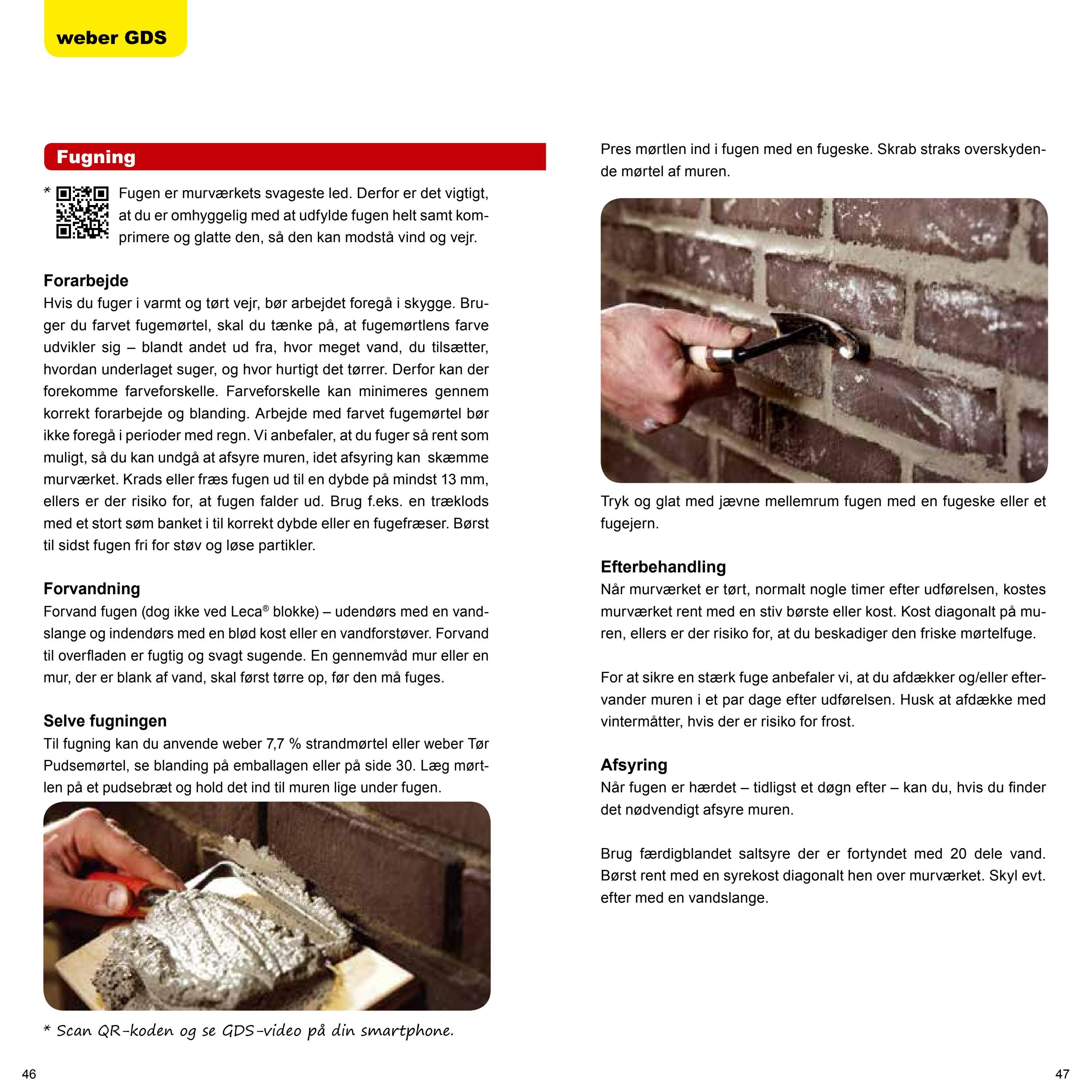 Godt Weber Gør det selv-håndbog by Weber - issuu DA82
