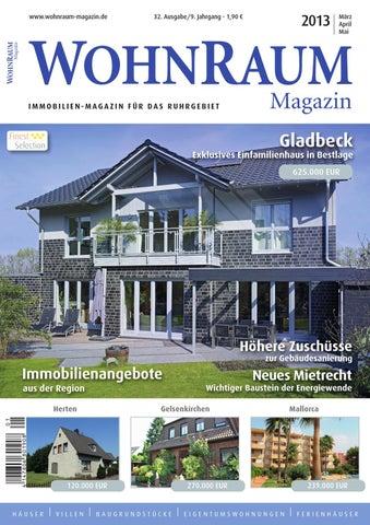 32. Ausgabe WohnRaum Magazin By Hundt Media Verlag   Issuu