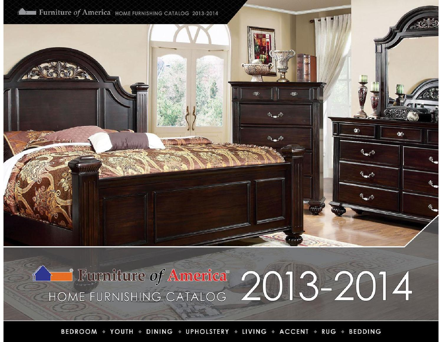 65 Furniture Of America Home Furnishing Catalog 2018 Living Room Catalog Twin Full Bunk Bed