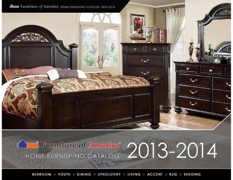Furniture Of America Bedroom Catalog By Josh Cedarbaum